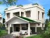 Earth Space Builders ' Greens' Villa Project, Parur